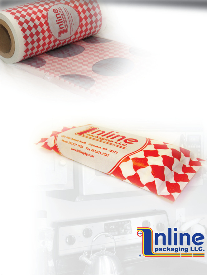 Heat Seal Wrap - Microwave Film